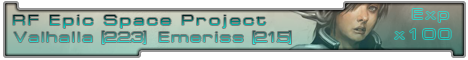 Epic Space Project Banner
